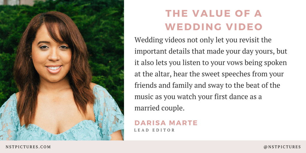 Wedding videographer cost - Why does a wedding videographer cost so much?