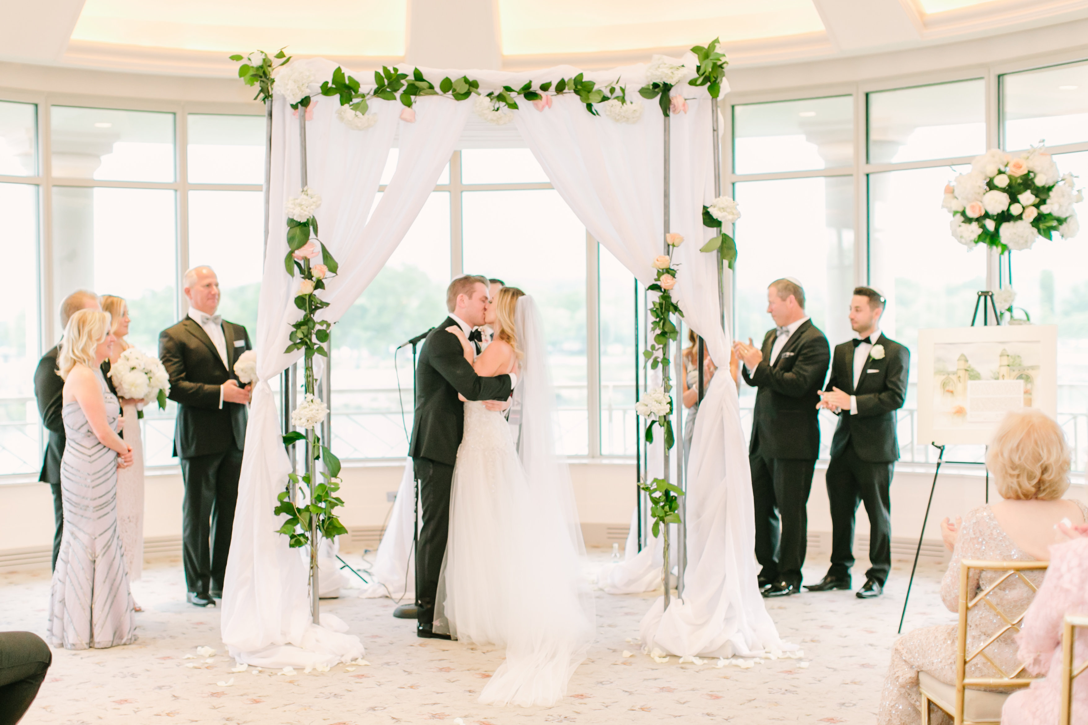 Glen Island Harbour Club wedding video