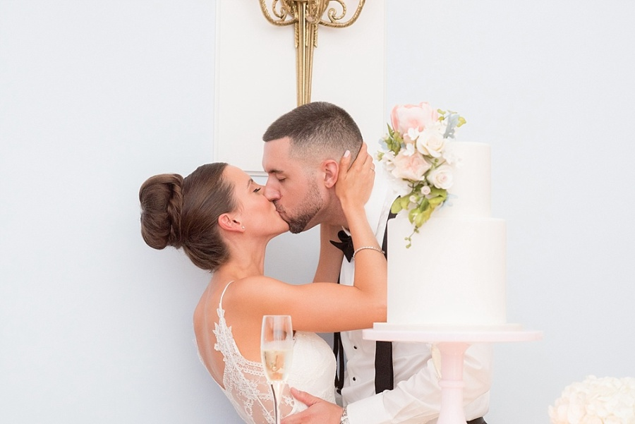 """58b11830583d1900x - First She Said Yes to the Dress. Then She Said """"I Do"""" to the Wedding of Her Dreams"""