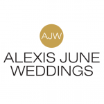 AlexisJuneWeddings SquareLogo
