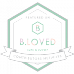 b loved badge contributor