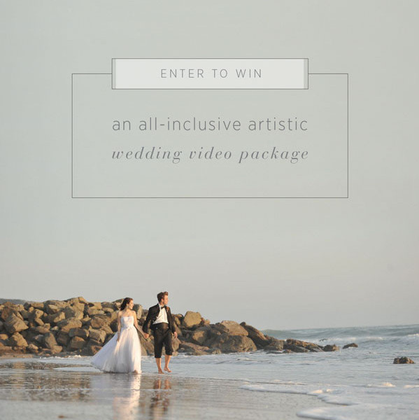 Entertowinanall inclusiveartisticweddingvideopackage!