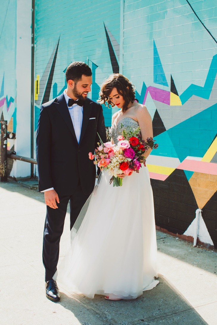 2 - The Foundry Wedding Video: Modern New York City Vibes