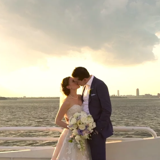 chelsea piers wedding videos