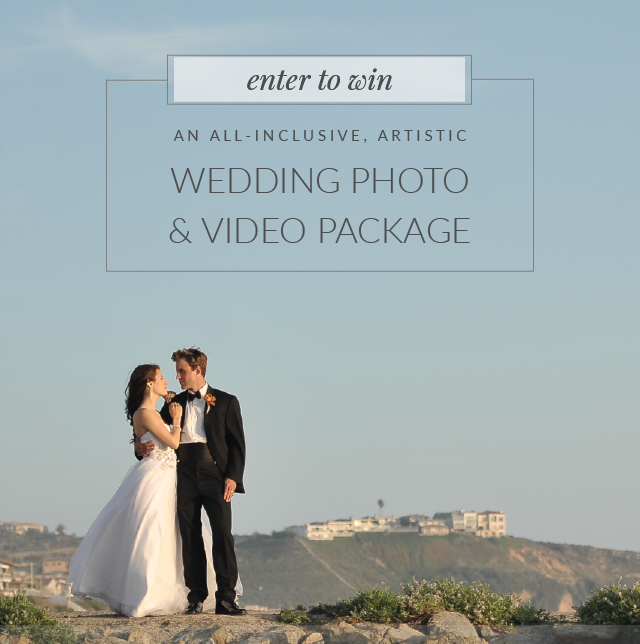 Wedding Photo and Video giveaway
