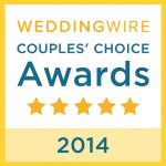 NST Pictures wins Wedding Wire Couple's Choice Awards