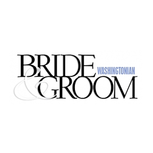 NST Pictures featured on Washingtonian Bride & Groom