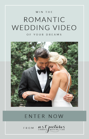 Win The Romantic Wedding Video Of Your Dream
