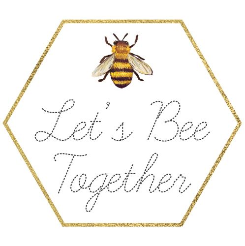Lets Bee Together square logo - PRESS