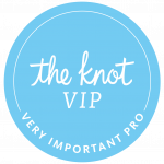 NST Pictures is listed as The Knot's VIP