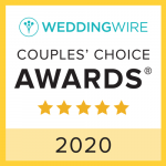 NST Pictures won Wedding Wire Couple's Choice Award 2019